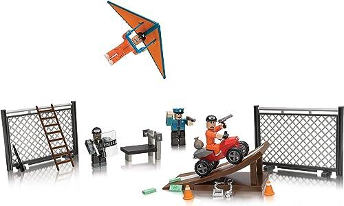 Roblox Rob0216 Jailbreak : Escape Figurines et Accessoires de Collection