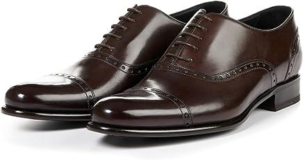 8480255552d Men s Brando Semi-Brogue Oxford Dress Shoe