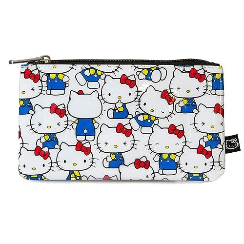 ANTOGOO Sanrio Hello Kitty Vintage Print Pencil Case 5494792e430b6