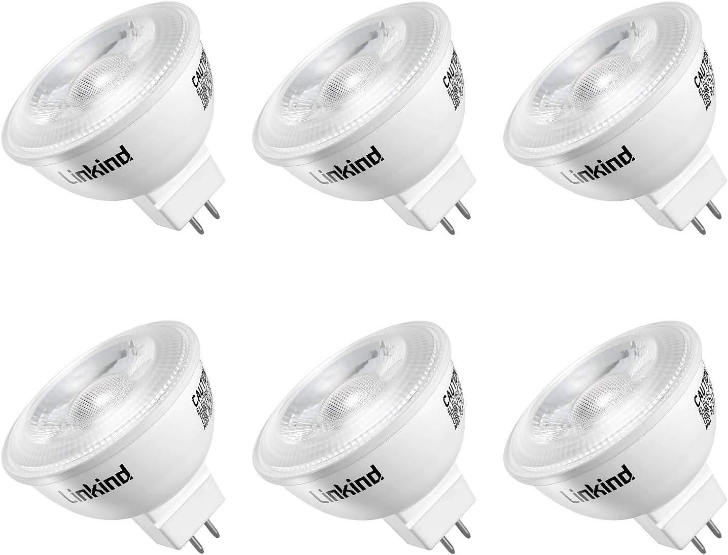 Dimmable GU5.3 Max 50% OFF LED Bulb Linkind 70W Equiva MR16 6.5W San Antonio Mall