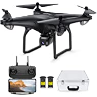 Potensic D58, FPV Drone with 1080P Camera, 5G WiFi HD Live Video, GPS Auto Return, RC Quadcopter...