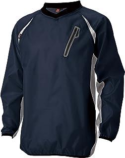 [トップシャレトン]Top Shareton ウィンドブレーカーシャツ(防風?スルーポケット)《037-84335》
