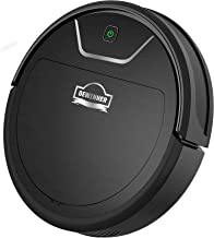 Robot Vacuum Cleaner, 2-in-1 sweep and mop,Water Tank Detection Sensor,2000pa Super Suction,large capacity dust,With Remot...