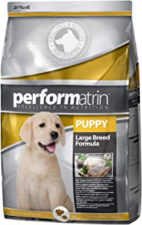 Performatrin Puppy Large Breed Formula Dog Food Provides Premium Nutrition for Large Breed Puppies Three-Tier Dental Health with A Crunchy Kibble