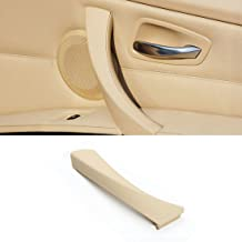 Jaronx for BMW 3 Series E90/E91 Door Clasp Handle, Right Front/Right Rear Door Handles Outer Cover Interior Door Trim Covers (Fits:BMW 323 325 328 330 335 2004-2012)
