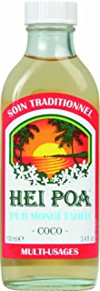 Hei Poa Traditional Monoi Oil (Coconut)