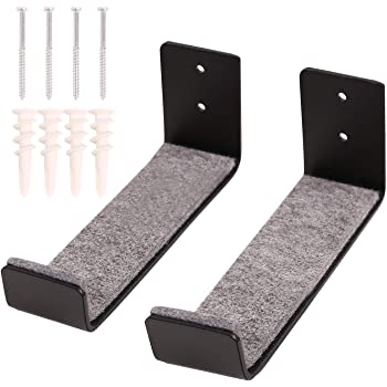 surf Board Racks for The Wall Display Mount Storage,2 Packs REDCAMP Surfboard Wall Rack