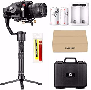 Zhiyun Crane Plus 3-Axis Handheld Gimbal Stabilizer for DSLR and Mirrorless Camera compatible Sony Panasonic LUMIX Nikon C...