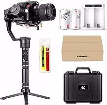 Zhiyun Crane Plus 3-Axis Handheld Gimbal Stabilizer for DSLR and Mirrorless Camera compatible Sony Panasonic LUMIX Nikon C...
