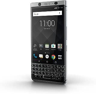 BlackBerry KEYone Black/Silver 32GB 【日本正規代理店品】 BBB100-6 Android SIMフリー スマートフォン QWERTY キーボード PRD-63763-001