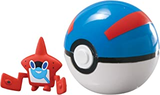 Clip 'n' Carry Poké Ball,  Rotom Pokédex and Great Ball