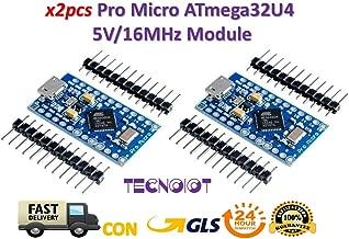 Mejor Pro Micro 32U4 de 2020 - Mejor valorados y revisados
