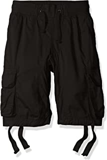 Southpole Boy's Basic Cotton Cargo Shorts