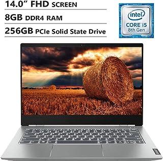 Lenovo ThinkBook 14S 14インチ FHD スクリーンラップトップ、Intel Core i5-8265U 最大3.9GHz、AMD Radeon 540X、8GB DDR4 RAM、256GB PCIe SSD、Wirele...