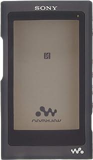 ソニー SONY ウォークマン純正 シリコンケース CKM-NWA40 : NW-A40シリーズ用 グレイッシュブラック CKM-NWA40 B