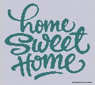 Home Sweet Home 2 Cross Stitch Pattern