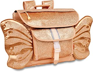 Bixbee Gold Butterfly Children's Backpack