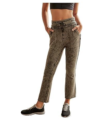 FP Movement Wild Side Flare Leg Pants (Dark Grey) Women