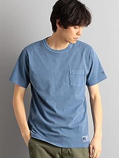 [グリーンレーベルリラクシング] RUSSELL ラッセルアスレチック 【WEB限定】別注SC★★ GLR PIG ポケット Tシャツ 32174994707 メンズ