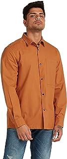 Lee Cooper Men 3203010 BRICK Shirts