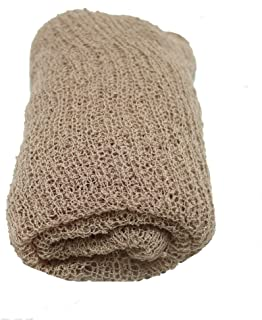 Newborn Photography Wrap Stretchy Baby Shoot Props KNITTED 55x22inch
