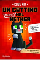Un gattino smarrito nel Nether Formato Kindle