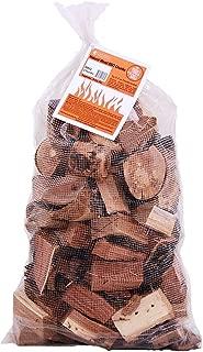 Camerons Products Smoking Wood Chunks (Oak)- Kiln Dried BBQ Large Cut Chips- All Natural Barbecue Smoker Chunks- 10 Pound Bag
