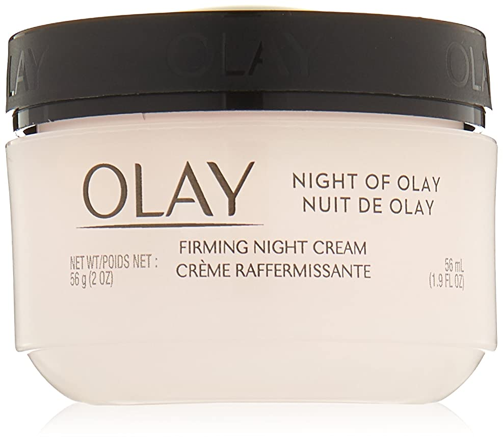 痛い極貧爬虫類OIL OF OLAY NIGHT CREAM 2 OZ by Olay
