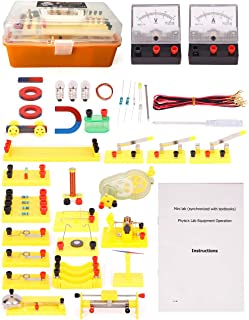 Physics Science Lab Basic Circuits kit for Junior/Senior High School Students, Stem Toys for Kids