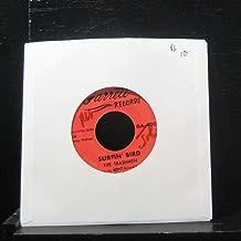 Surfin' Bird, King of the Surf, 45 rpm, 1963