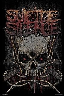 suicide silence art