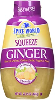 Spice World Squeeze Ginger 22.75 oz - PACK OF 2
