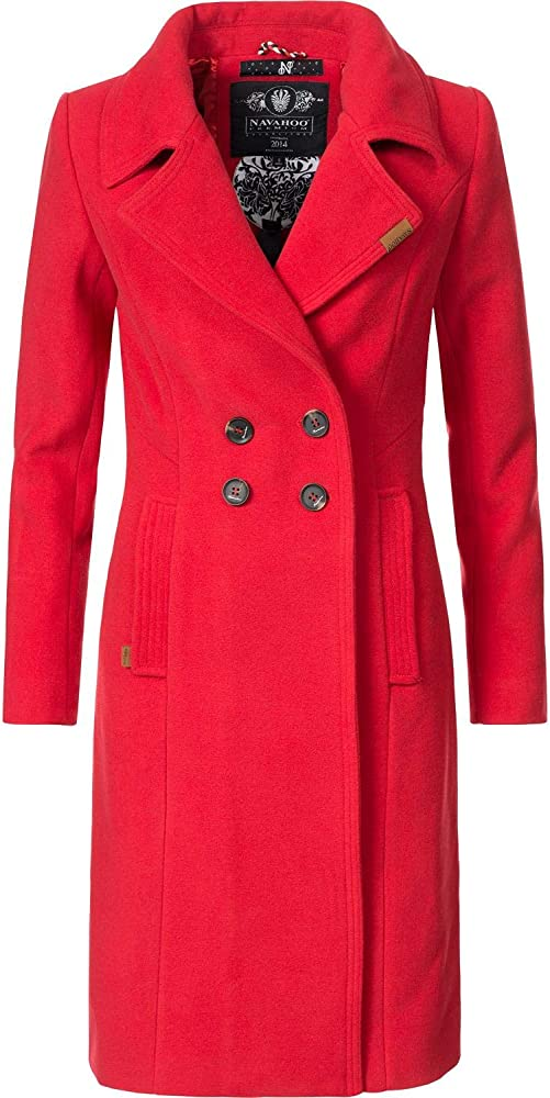 Navahoo wooly ,cappotto invernale da donna Wooly-23
