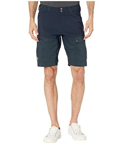 Fjallraven Abisko Midsummer Shorts (Dark Navy) Men