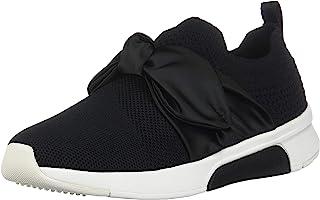 Kids Girls' Modern Jogger-Debbie Sneaker, Black, 2 Medium...