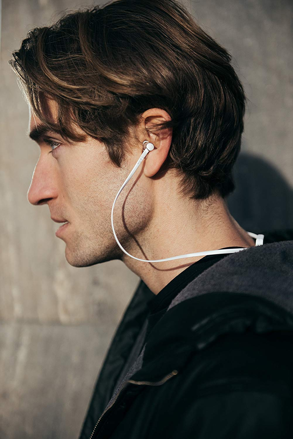 Jays a-Six Wireless In-Ear Bluetooth Earphones (Grey and Silver) :  Amazon.in: Electronics