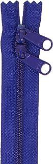 "Patterns ByAnnie Handbag Zipper 40in Cobalt-Double-Slide, 40"""