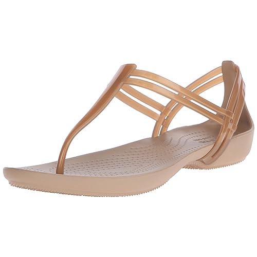 544f1575462d Crocs Women s Isabella T-Strap Jelly Sandal