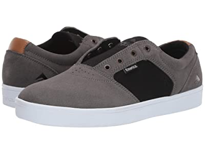 Emerica Figgy Dose (Grey/Black) Men