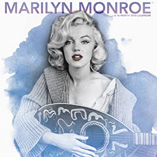 2018 Marilyn Monroe Wall Calendar (Mead)