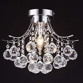 crystal chandelier droplets