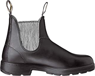 Blundstone Original 500 Series Boot - Men's Black/Grey Wash, US 9.5/UK 8.5