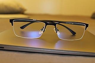Business Blue Light Glasses Anti UV blocking for Men Women Computer Eyewear