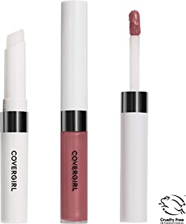 Covergirl Outlast All-Day Lip Color With Topcoat, Wine to Five