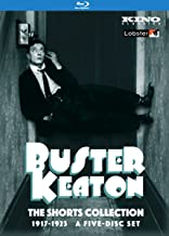 Buster Keaton: The Shorts Collection 1917-1923 5 Discs