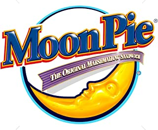 Moon Pie Single Decker 6 Individually Wrapped Pies Banana