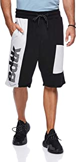 BodyTalk Men's BDTKM LOOSE LONGSHORTS Long-Length Bermuda Shorts