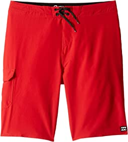 All Day Pro Boardshorts (Big Kids)