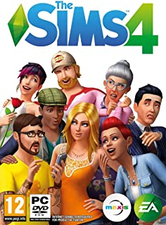 The Sims 4 - Standard Edition by Electronic Arts Open Region - PC