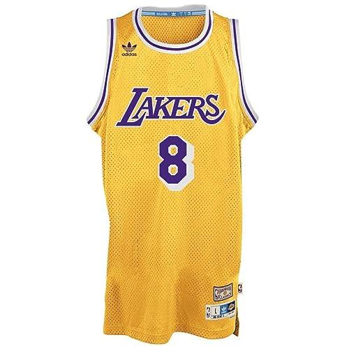 Kobe Bryant 8 Jersey Gold: Amazon.com